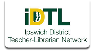 Ipswich District Teacher Librarian Network Logo