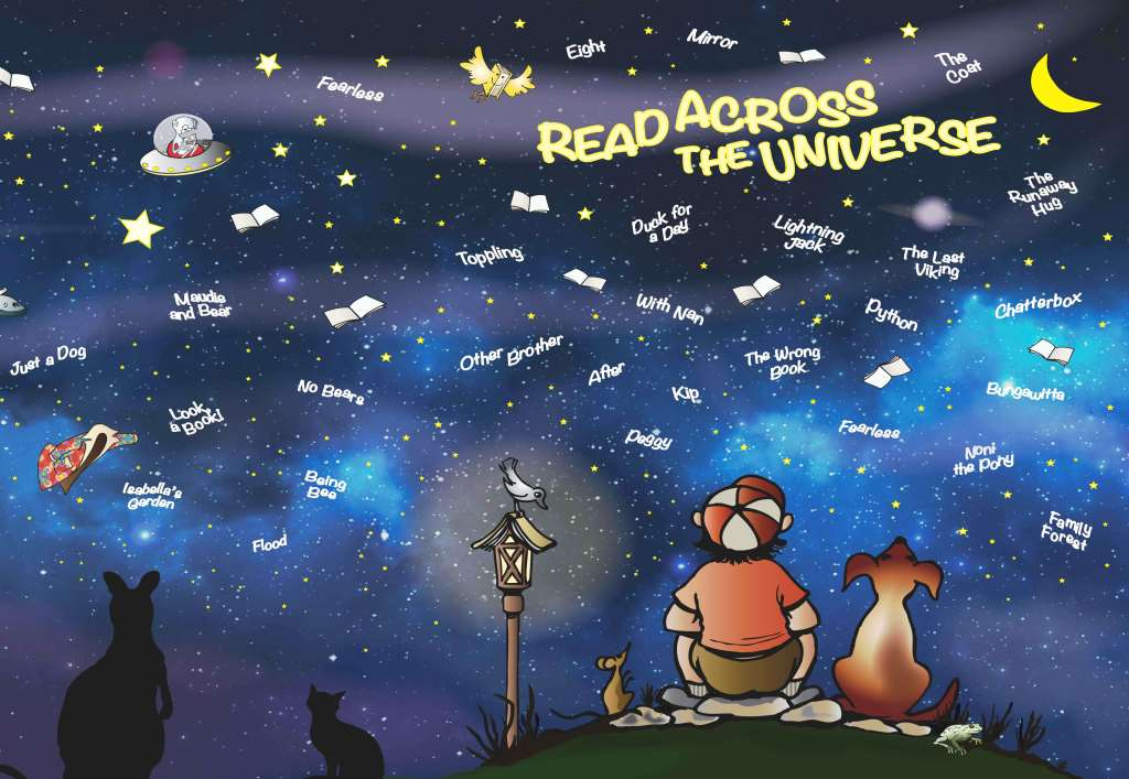 Read across the universe