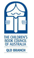 Children's Book Council of Australia Qld Branch logo