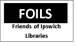 Friends of Ipswich Libraries logo