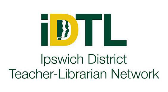 Ipswich District Teacher-Librarian Network logo