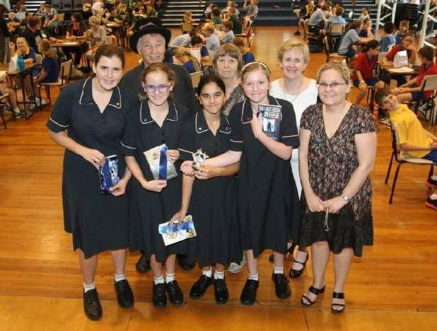Mary Mackillop School - Winners of the 2013 competition